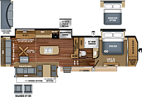 2018 Jayco Pinnacle 36KPTS Fifth Wheel