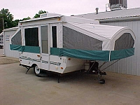 1997 VIKING 2180 LEGEND FOLD DOWN CAMPING TRAILER H19893