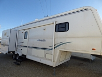 1999 Holiday Rambler Aluma Lite 33SKT Fifth Wheel