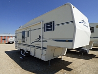2000 Newmar American Star 29RK Fifth Wheel