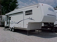 2002 DUTCHMEN CLASSIC 27RL FIFTH WHEEL H18846