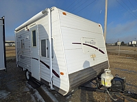 2004 Sun Valley Roadrunner 161 Travel Trailer