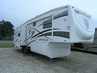 2009 Crossroads Seville 32KS Fifth Wheel