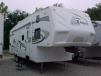2010 Jayco Eagle Super Lite 315FBHS fifth wheel X18813