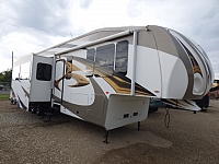 2011 Forest River XLR 386 Fifth Wheel Toy Hauler