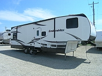 2011 Gulfstream Endura Max 30MFW Toy Hauler Fifth Wheel