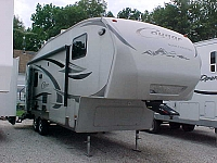 2011 KEYSTONE COUGAR 245RLS FIFTH WHEEL H18853