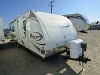 2011 Keystone Bullet 288RLS Travel Trailer