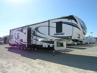 2015 Jayco Seismic 3914 Fifth Wheel