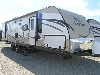 2015 Jayco White Hawk Summit 33BHBS Travel Trailer
