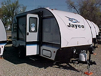 2017 JAYCO HUMMINGBIRD 17BH TRAVEL TRAILER H17037