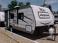 2017 JAYCO JAY FLIGHT SLX 195RB TRAVEL TRAILER H16026