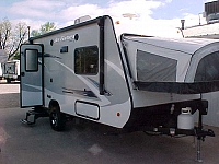 2017 Jayco Jay Feather 16XRB Travel Trailer G19202