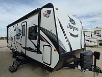 2017 Jayco White Hawk 23MRB Travel Trailer
