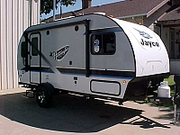 2018 JAYCO HUMMINGBIRD 17RK TRAVEL TRAILER H17046