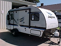 2018 JAYCO HUMMINGBIRD 17RK TRAVEL TRAILER H17047
