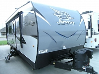 2018 Jayco Octane Super Lite 260 Toy Hauler Travel Trailer
