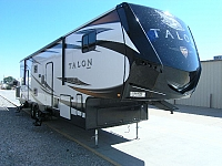 2018 Jayco Talon 313T Fifth Wheel Toy Hauler