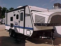 2018Jayco Jay Feather 17XFD Travel Trailer H19815