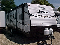 2019 JAYCO JAY FLIGHT SLX 287BHS TRAVEL TRAILER H18015