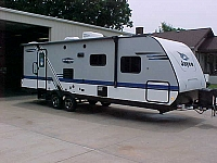2020 Jayco Jay Feather 25RB Travel Trailer H19107