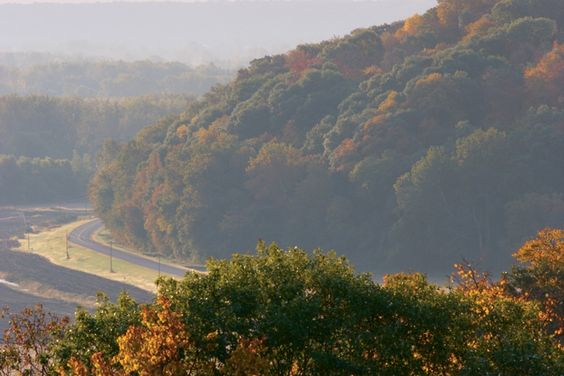The Perfect Fall Drive: Glacial Hills Scenic Byway