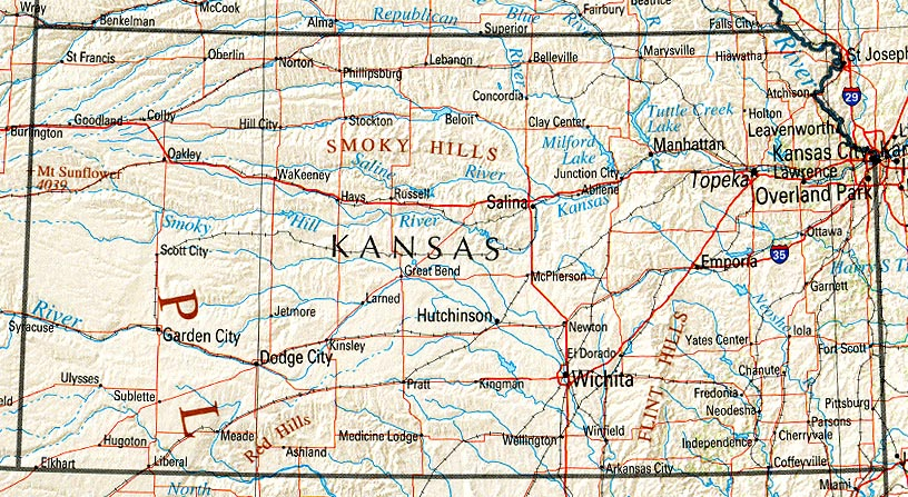 The Top Airbnb's in Kansas