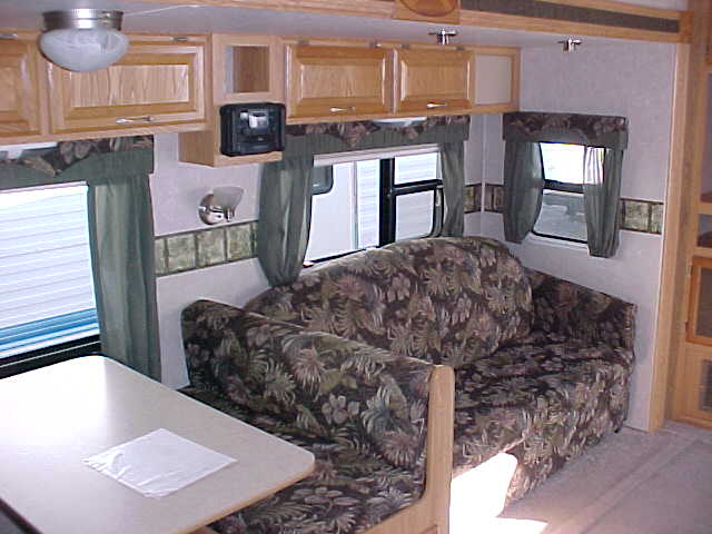 2005 CRUISER 29RK FIFTH WHEEL H16849