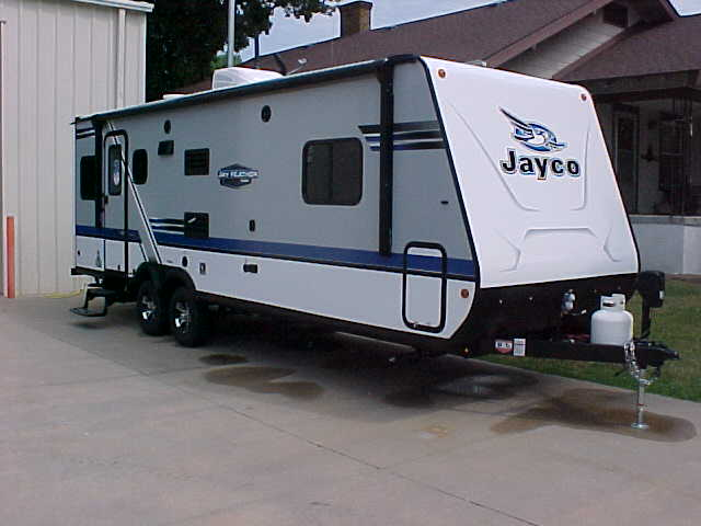 2018 JAYCO JAY FEATHER 23RD TRAVEL TRAILER H17110