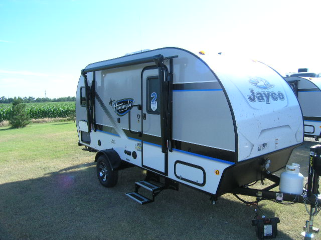 2018 Jayco Hummingbird 17BH Travel Trailer
