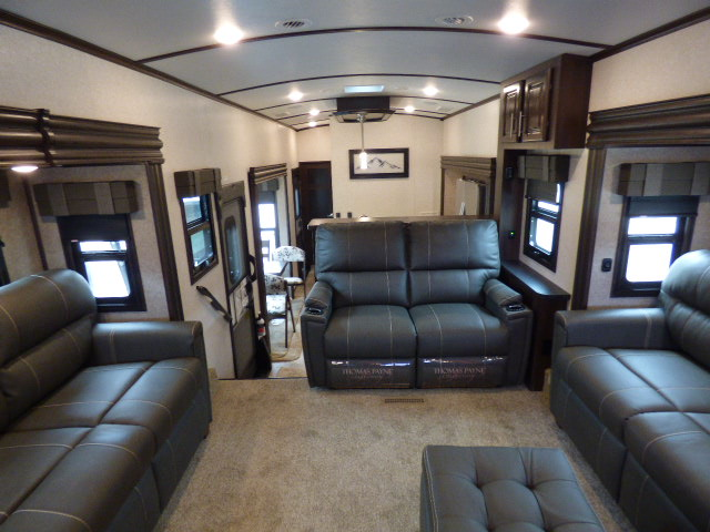 2018 Jayco North Point 381FLWS Fifth Wheel