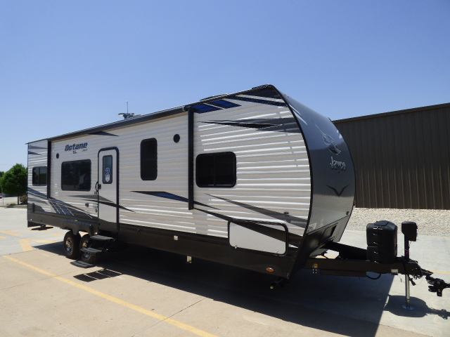 2019 JAYCO OCTANE SUPER LITE TRAVEL TRAILER