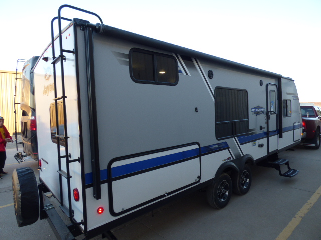 2019 Jayco Jay Feather 23bhm Travel Trailer