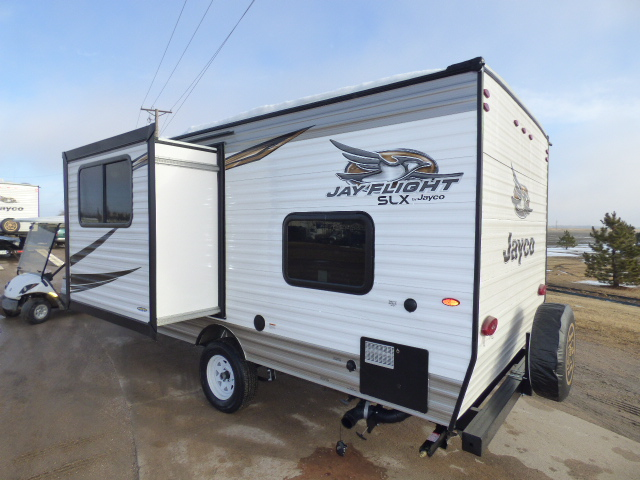 2019 Jayco Jay Flight SLX 184BS Travel Trailer