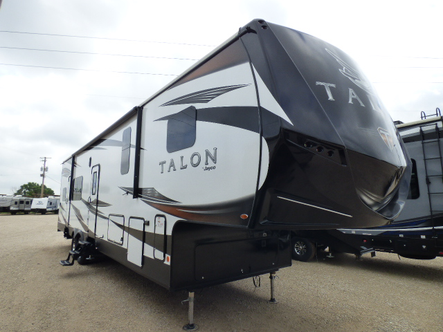 2019 Jayco Talon 392T Fifth Wheel Toy Hauler G18091