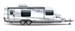 Harper RV Travel Trailers